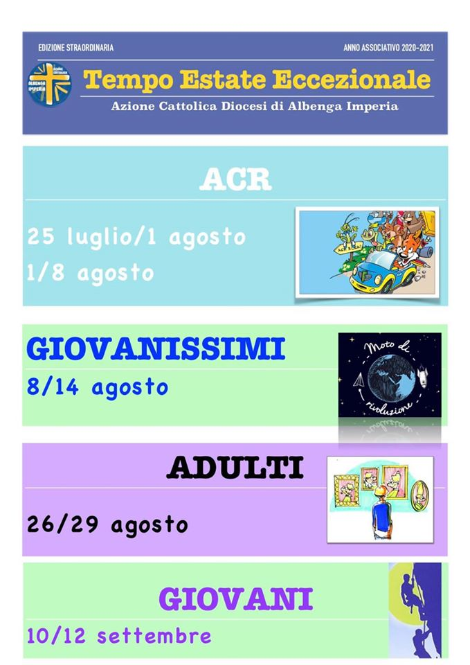 Tempo d'estate AC
